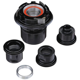 Spank Oozy/Spike Freehub Rear Hub Alloy XD STD, black